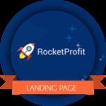 Создание landing page конкурса вебмастеров