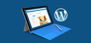 ноутбук трансформер wordpress